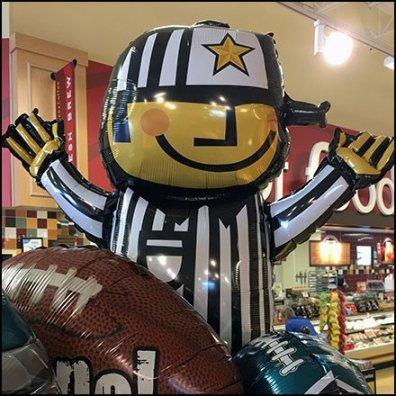 Football Party Inflatables Feature