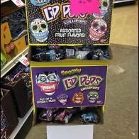 Halloween Lollipop Triangle Base Display
