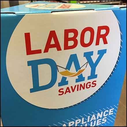 Labor Day Retail Fixtures