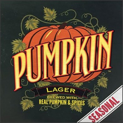 Liquid Pumpkin Seasonal Sales Feature