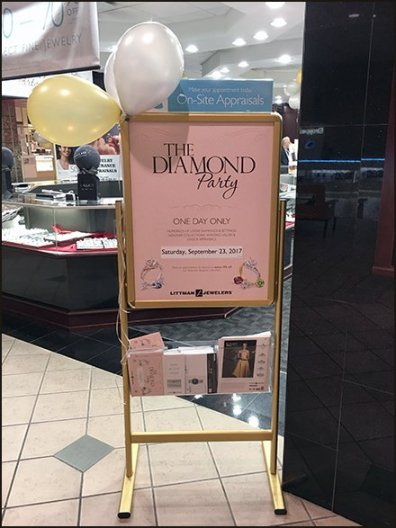 Littman Diamond Party One Day Only Sale