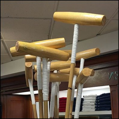Polo Mallet Branding at Polo Ralph Lauren