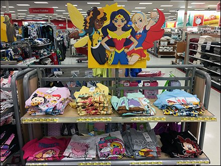 Super T-Shirt By-And-For For Super Girls