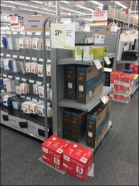 Floorstand Sign StandardPaper-Weight