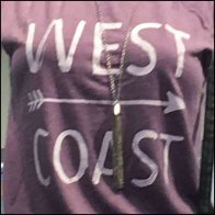 Is West Coast Left Coast or Right Coast?