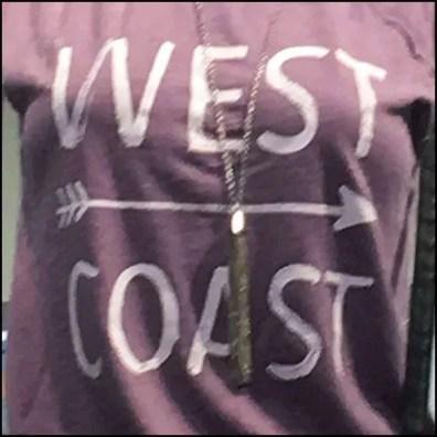 Is West Coast Left Coast or Right Coast?