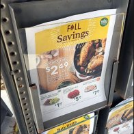 Fall Savings Flyer Offering At Whole Foods
