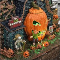 Spooky Town Village Mad Pumpkin Video