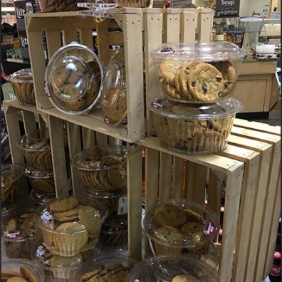 Cookie Crate Merchandising At Giant