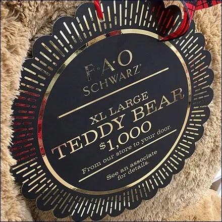 Teddy Bear Merchandising And Teddy Bear Store Fixtures
