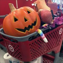 Halloween Holiday Returns At Target