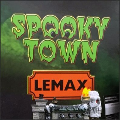 Spooky Town Village Halloween Video Central