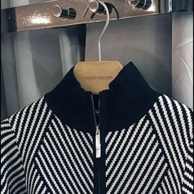 Karen Millen Fitting Room Dazzle Display