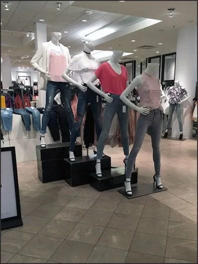 Stackable Corrugated Pedestal Display At Macys