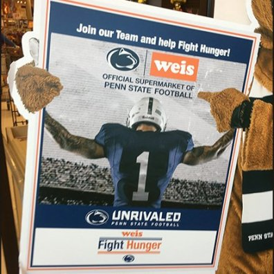 Weis Official Supermarket of Penn State Football