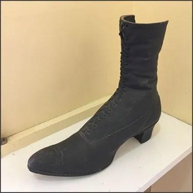 Rago Bros Vintage Shoe Feature
