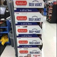 Sweet Baby Ray's Vs Bridgeford Beef Jerky En Masse