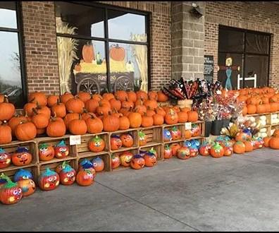 Do-It-Yourself Pumpkin Decorating Supplies