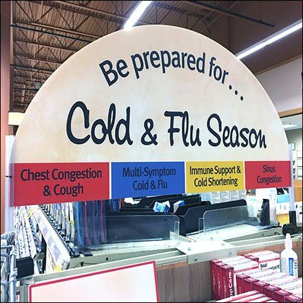 Flu And Cold Store Fixtures