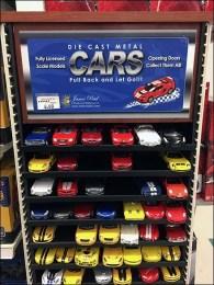 Die Cast Car PowerWing Promotion