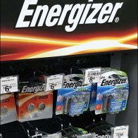 Energizer Flip-Front Loop Hooks In Chrome