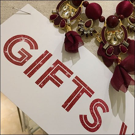 Gifts We Love Christmas Sash At Macys