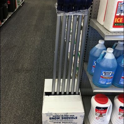 How Not To Sell Snow Shovels