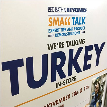 Learn Expert Turkey Cooking Tips In-Store