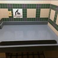 Rubbermaid Branded Restroom Signage