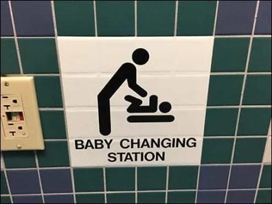 Rubbermaid Branded Restroom Signage 3