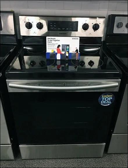 Samsung Stovetop Appliance Promotion 3