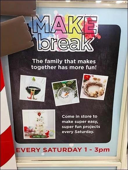 Santa's North Pole Work Shop Invitation