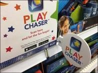 Shelf-Edge Flag Play Chaser Promotion 2