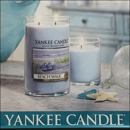 Yankee Candle Retail Fixtures - Yankee Candle In-Store Poster Merchandising