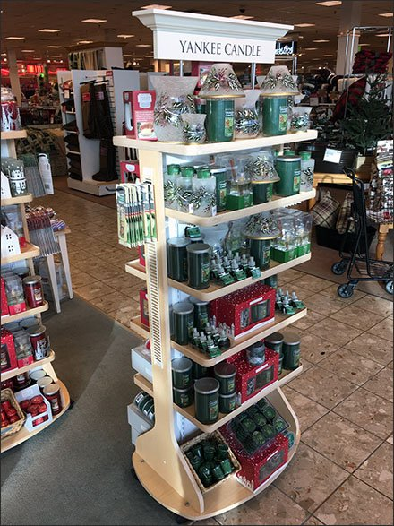 Yankee Candle Cornice Branded Tower