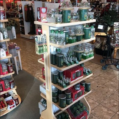 Yankee Candle Department Outfitting