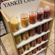 Yankee Candle Half-Height Island Display