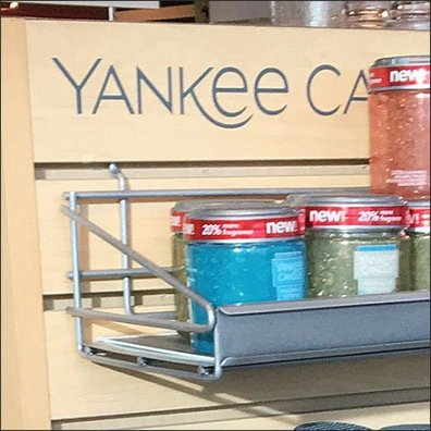 Yankee Candle Slatwall Shelf Spinner