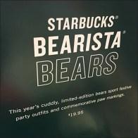 Bear Barista Rope Bulk Bin At Starbucks