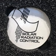 Color Sunglass Display By Solar Radiation Control Logo