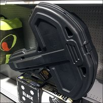 Crossbow Case Shelf-Edge Display