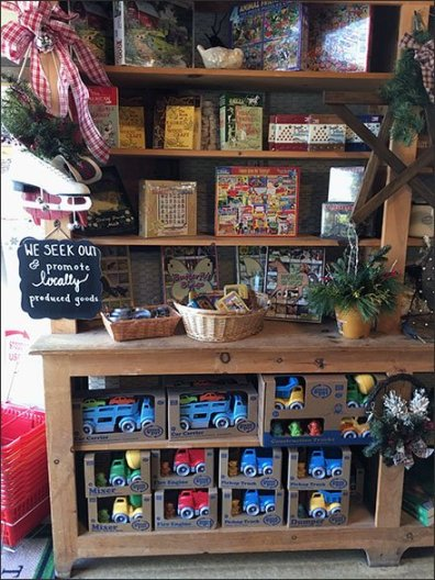 Farm Store Seeks Locally Produced Goods