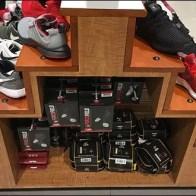 Ground-Level Display Hook Merchandising