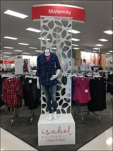Focus on Maternity by Isakel and Target