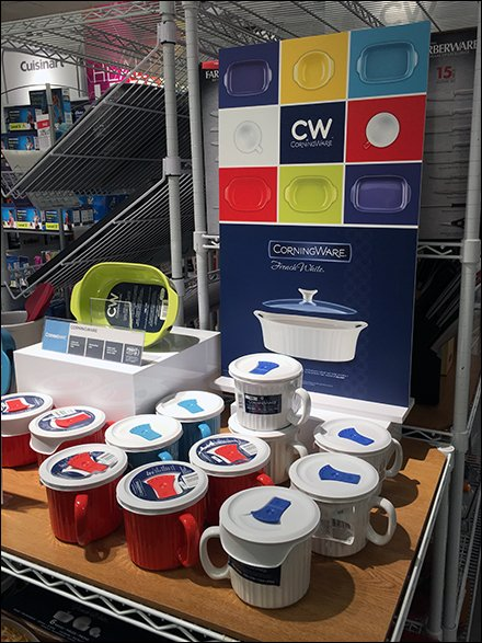 CorningWare Colorworks Checkerboard