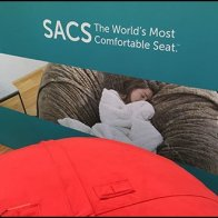 Bean Bag Furniture Corralled by LoveSacs
