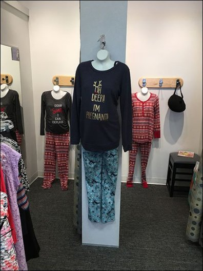Motherhood Maternity Fitting Room Outfitting 2