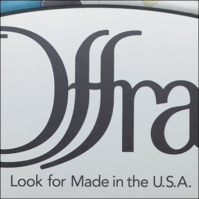 Offray Ribbon Trim Made in the USA