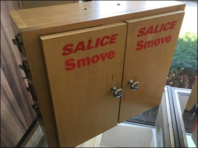 Cabinet Hinge Try-Me By Salice Smove