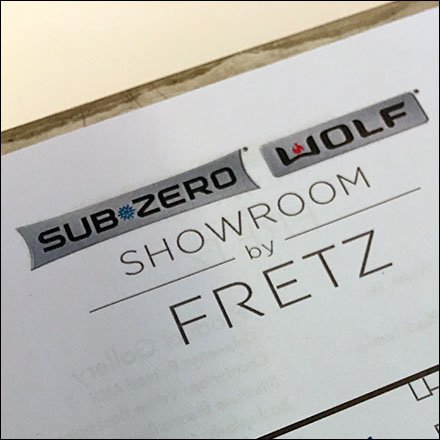 Sub Zero Philly Showroom Map Feature